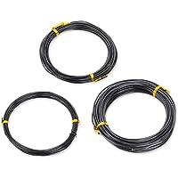 DSstyles 3 PiecesDS 10m Bonsai Wire Herramientas