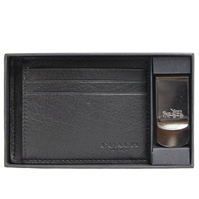 brand new 5852d f963a Amazon | (コーチ)COACH 小物 ギフト カードケース IDケース ...