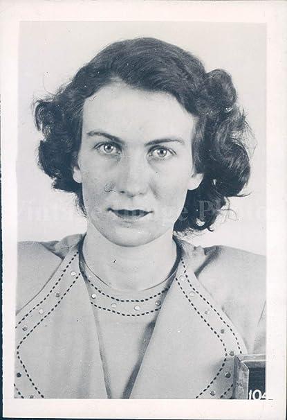 Amazon Com Vintage Photos 1945 Photo Ww2 Era Julia Pearl Davis