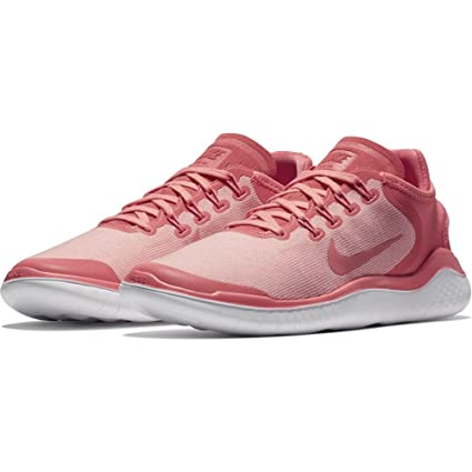 efb25c0375c7 Amazon.com  Nike Women s Free RN 2018 Sun Running Shoe (6.5 B(M) US ...