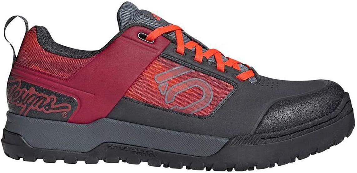 Five Ten Impact Pro TLD - Zapatillas de MTB, Color Negro y Rojo ...