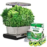 Countertop Herb Garden Miracle-Gro AeroGarden Smart Countertop Garden