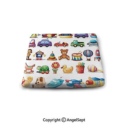 Amazon.com: Sweet Home - Cojín para silla de memoria ...
