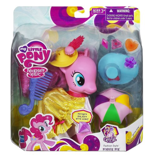 My Little Pony Fashion Style Pinkie Pie Doll Toys Games