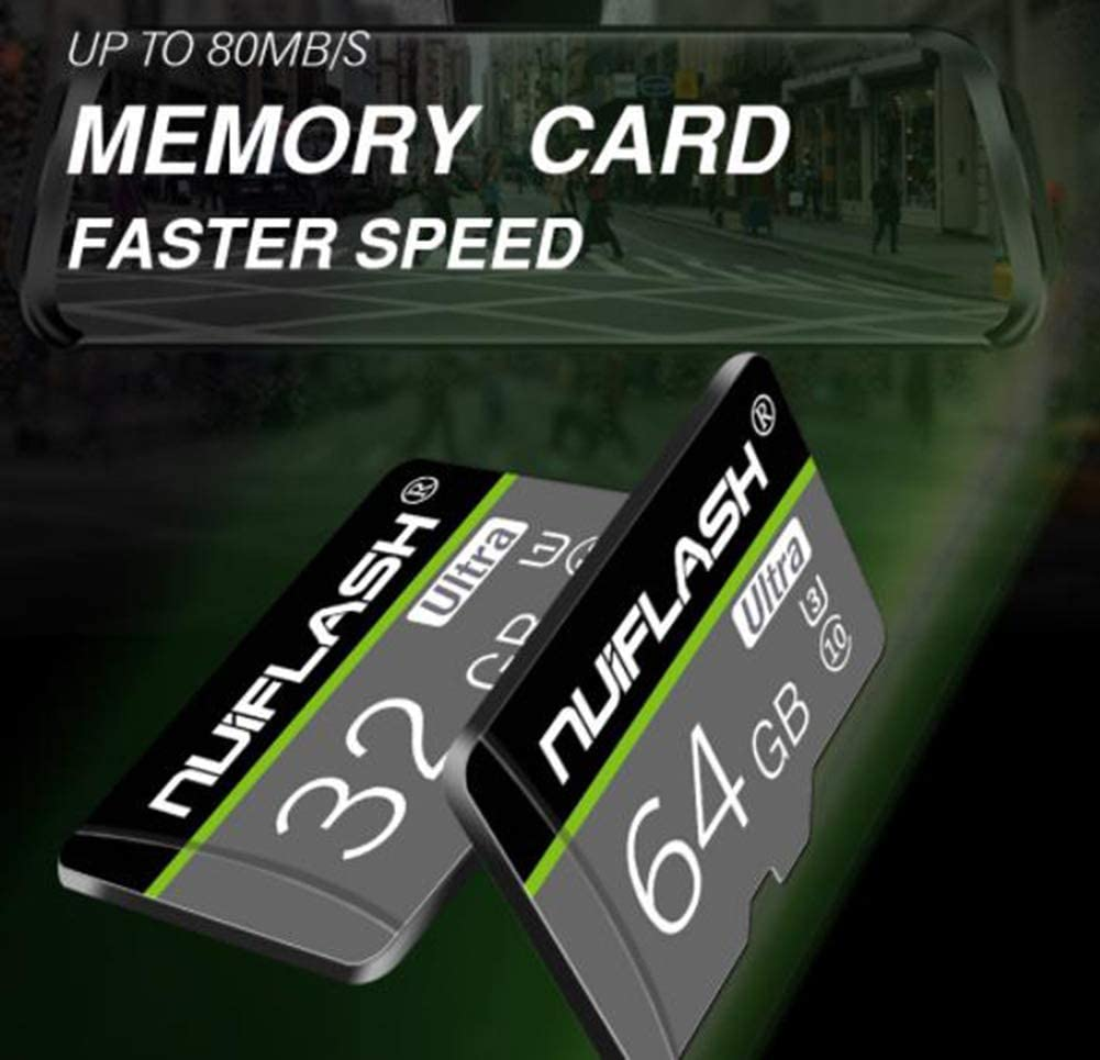 EASON Memory Card High Speed Driving Recorder TF Micro SD Class10 Mobile Phone Memory Card Waterproof 64G C10 High Speed Card