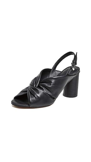 Amazon.com  Rebecca Minkoff Women s Agata Block Heel Slingbacks  Shoes