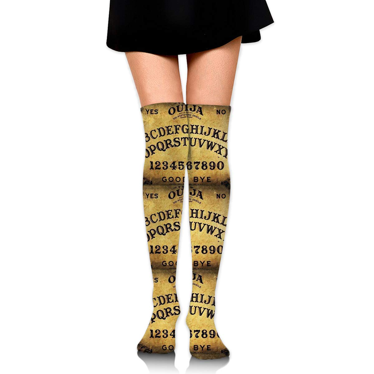 8c3fc012c Dangerous Magical Game Ouija Board Pattern Popular Design Great Gift For  Valentine's Day Compression Socks Thigh High Socks Over The Knee Socks For  Men ...