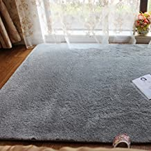 FADFAY Super Soft Shaggy Rug Japanese Style Carpets For Living Room