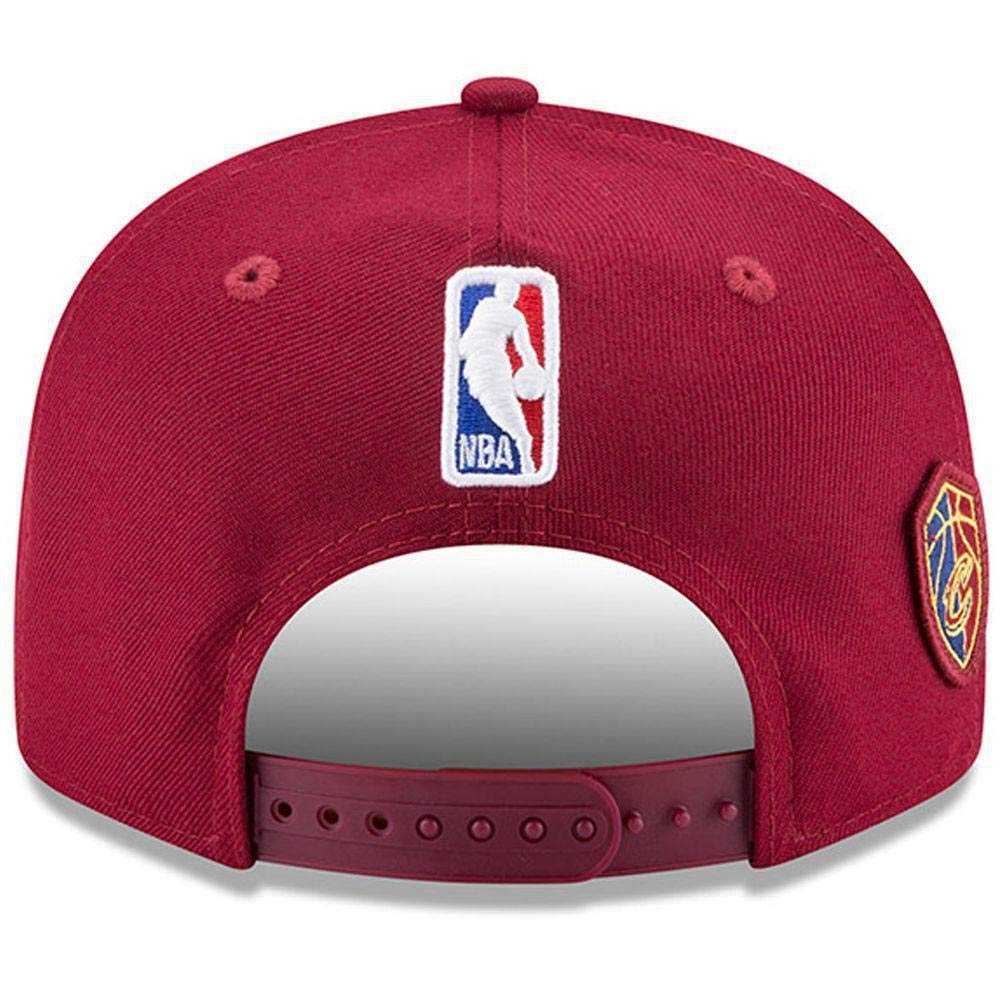 new style 38308 158b7 ... coupon code for amazon new era cleveland cavaliers 2018 nba draft cap  9fifty snapback adjustable hat