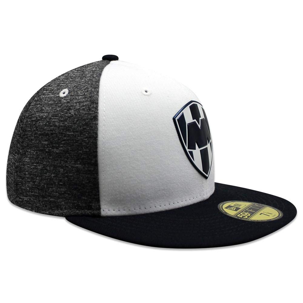 New Era 59Fifty Hat Rayados De Monterrey Liga MX Official Fitted Cap