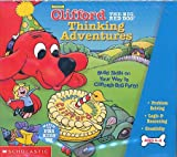 Clifford The Big Red Dog Thinking Adventures CD-ROM Parent s Guide Ages 4-6