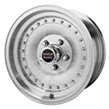 """American Racing Outlaw I AR61 Machined Wheel with Clear Coat (15x10""""/5x4.75"""")"""