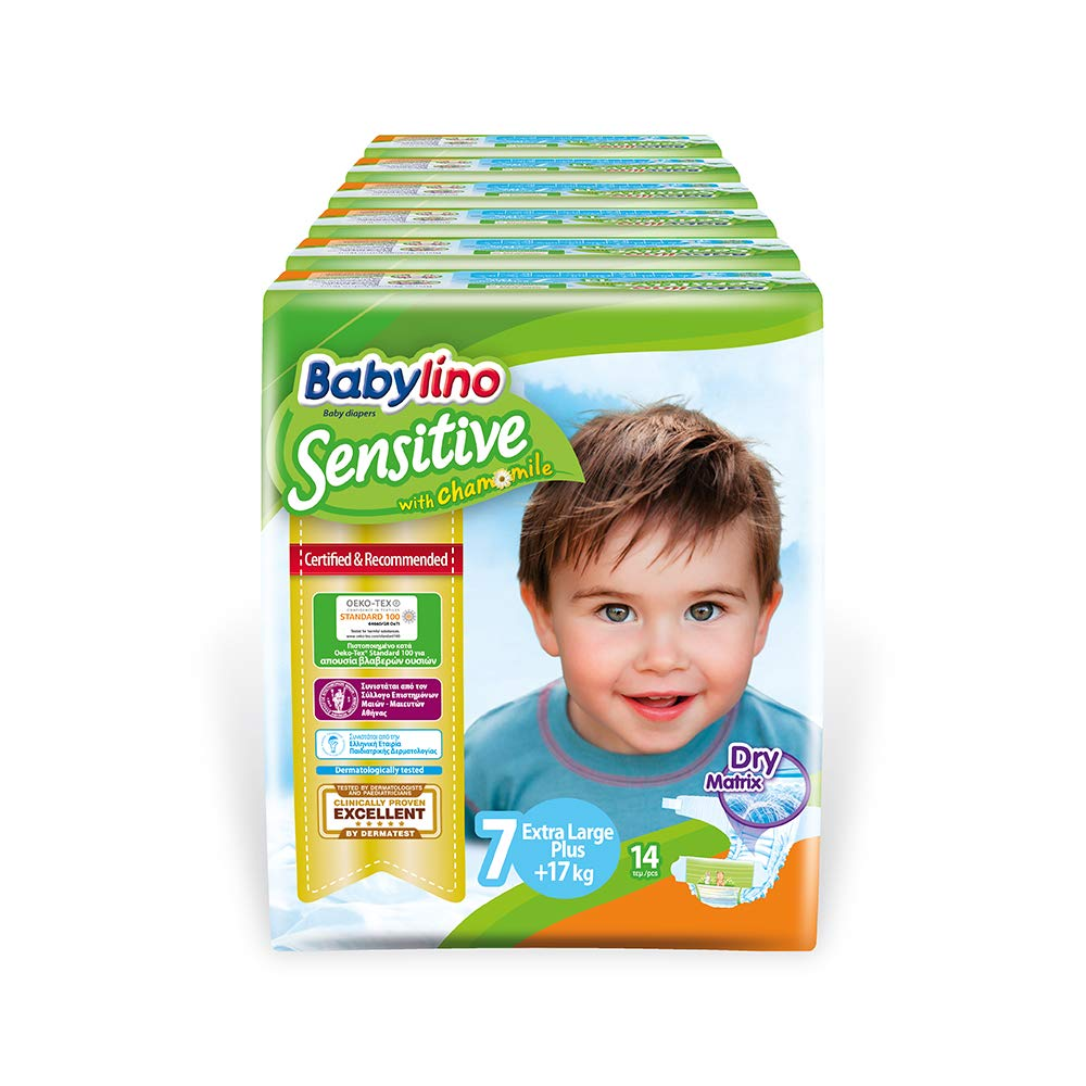 - Newborn Pa/ñales Taglia 1 Babylino Sensitive Newborn 2-5 kg