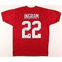 $252 » Mark Ingram Autographed Signed Alabama Crimson Tide Jersey Inscribed '09 Heisman (JSA COA)