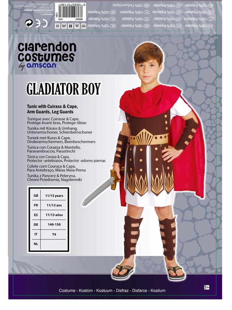 8-10 Years Child Roman Boy Costume