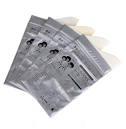 Amazon.com: X-TAA - Bolsas de orina desechables con gel, 4 ...