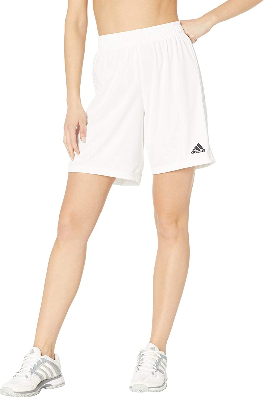 adidas Womens Tastigo 19 Long Shorts: Clothing