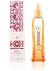 L'Oreal Professionnel Mythic oil radiance Oil With Argan and cranberry oil, 3.4 ounces
