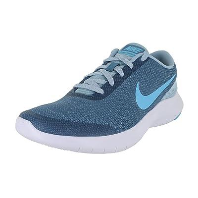 Nike Women's Flex Experience RN 7 Running Shoes (7.5 B US, Noise Aqua/Lagoon Pulse) | Road Running