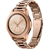 Spigen Samsung Galaxy Watch 42mm Modern Fit Band - Rose Gold - Compatible with Gear S2 Classic SmartWatch