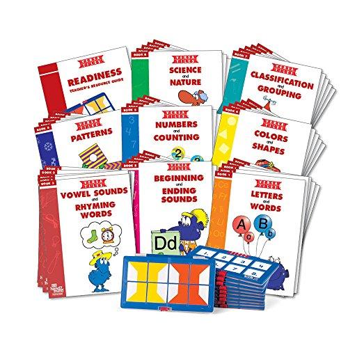 ETA hand2mind VersaTiles Kindergarten Lab by ETA hand2mind