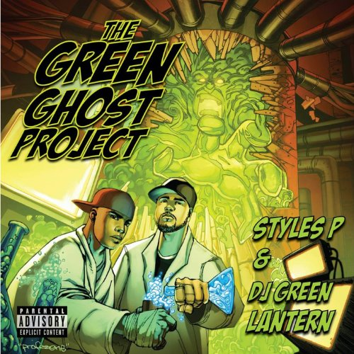 The Green Ghost Project [Explicit]