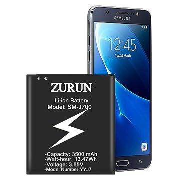 Amazon.com: ZURUN - Batería de repuesto para Samsung Galaxy ...