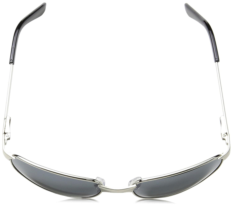 Eyelevel Herren Sonnenbrille Valencia, Silber (Silver Effect), 55