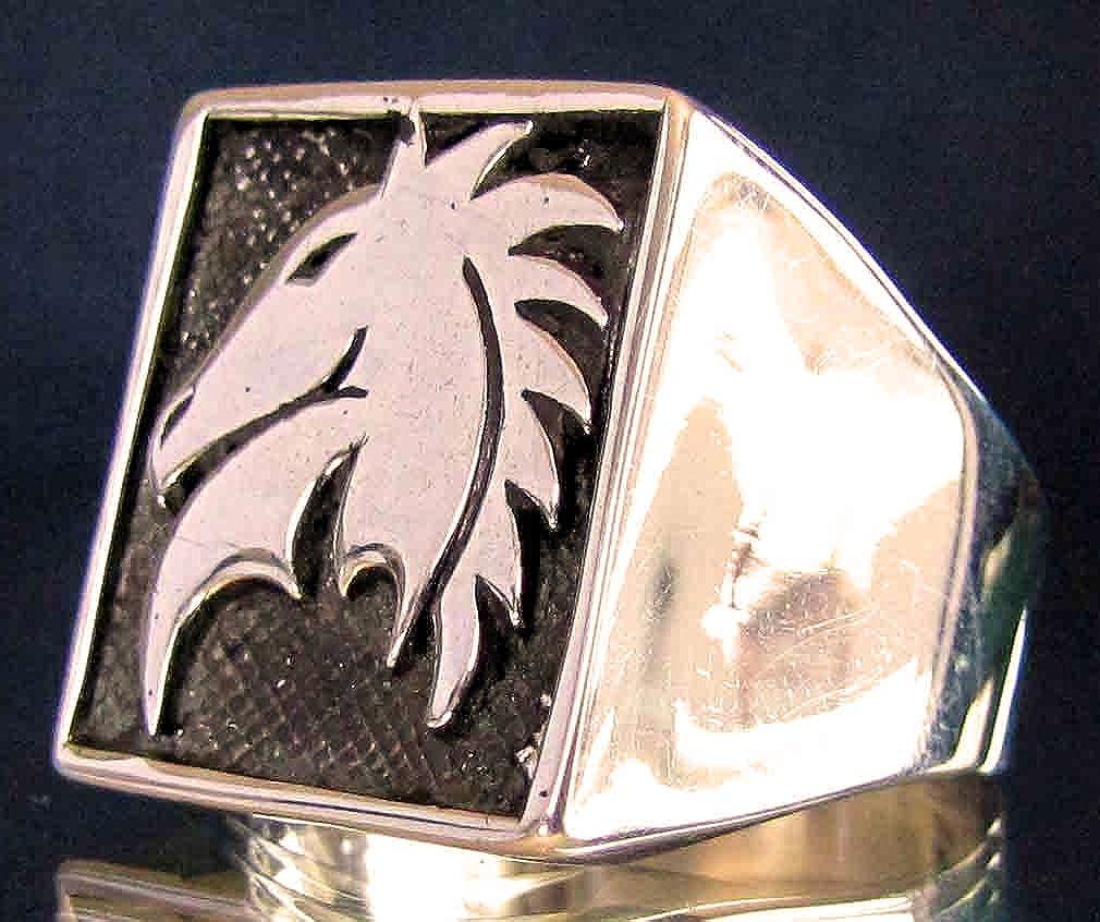 Juego de ajedrez caballero caballo símbolo en bronce de ...