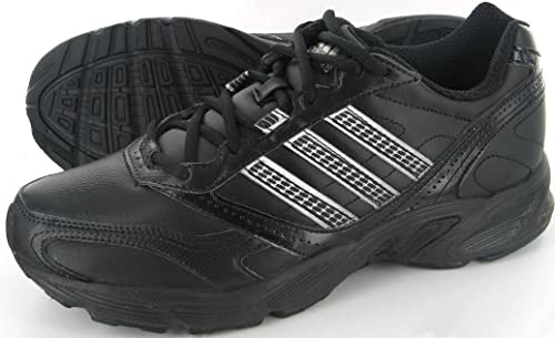 Leather Cross Training Shoes, Size