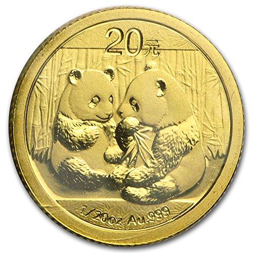 Chinese Gold Panda - 3