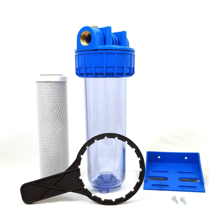 CA + 10/µm Porte filtre /à eau 9 3//4-20//27F filtre 2 en 1