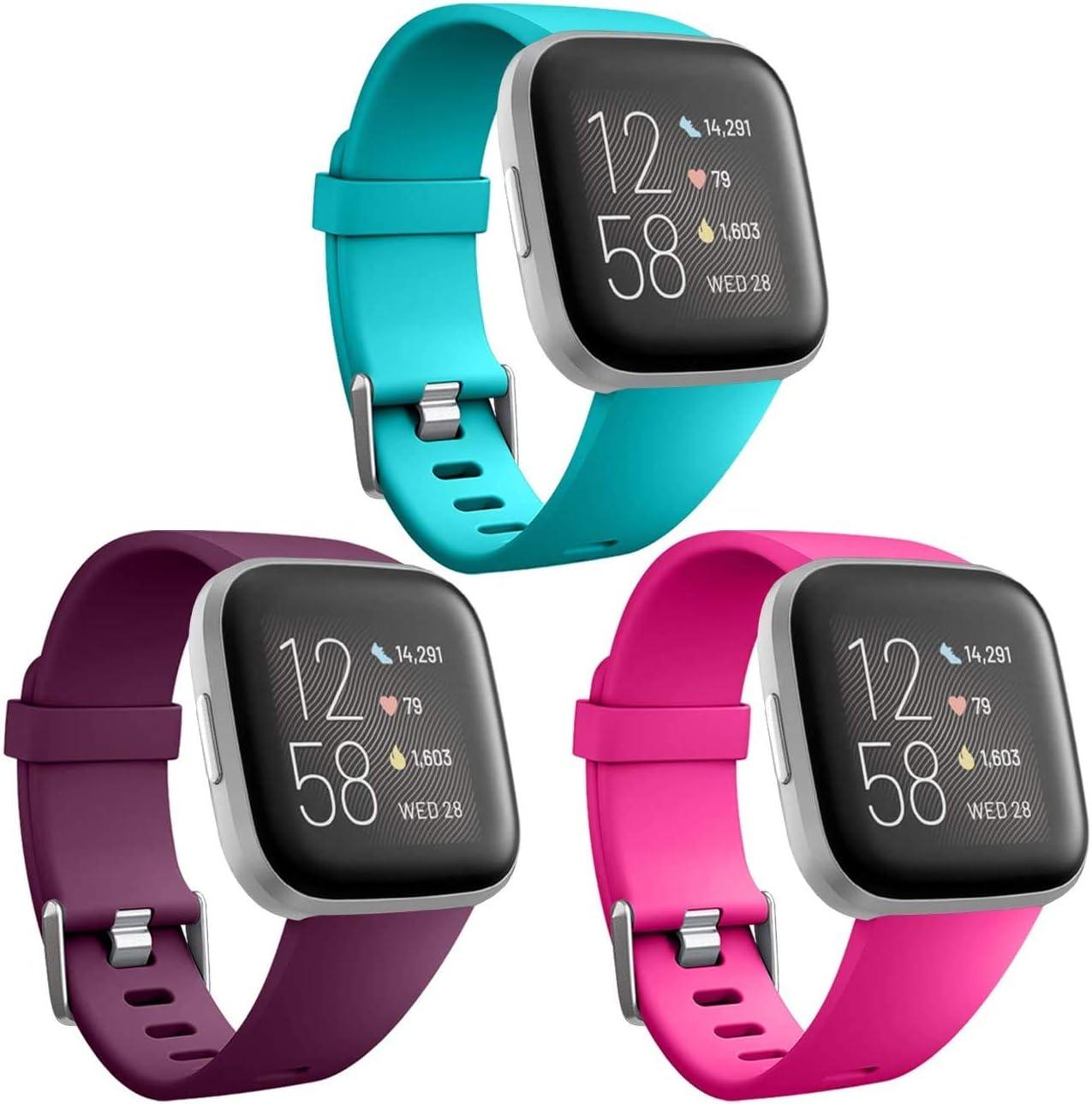 Bandas Wepro Para Con Fitbit Versa/versa 2/lite