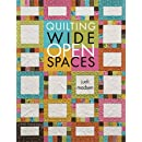 Quilting Wide Open Spaces