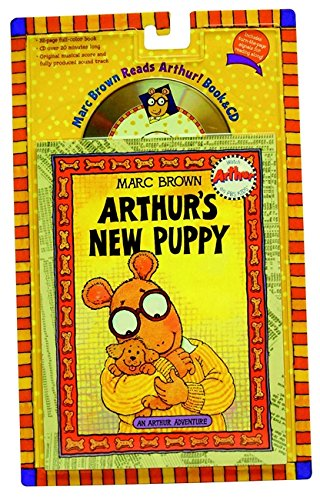 Download Arthur's New Puppy: An Arthur Adventure (Arthur Adventures) PDF