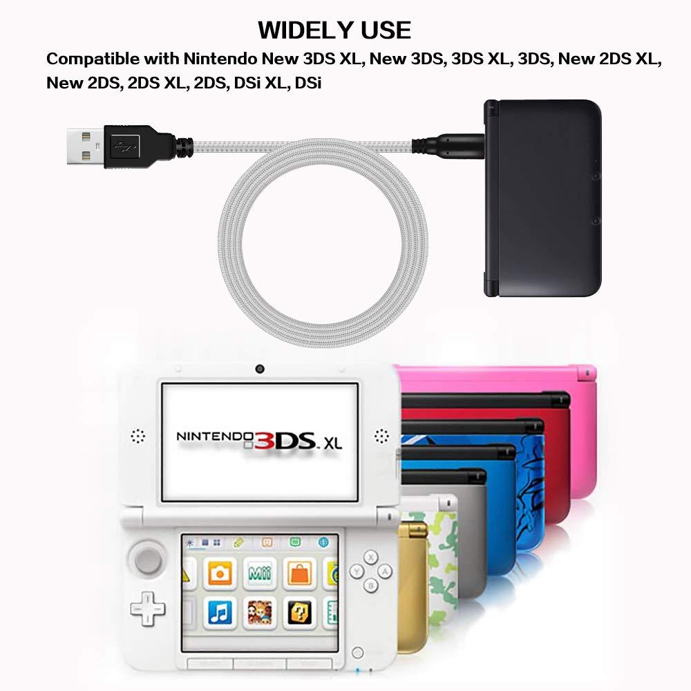 Amazon.com: Cable USB para Nintendo 3DS 2DS: Computers ...