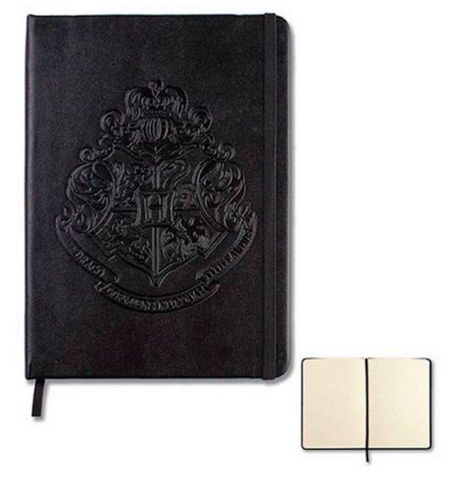 Harry Potter Hogwarts Crest Journal Diary Notebook – HPB