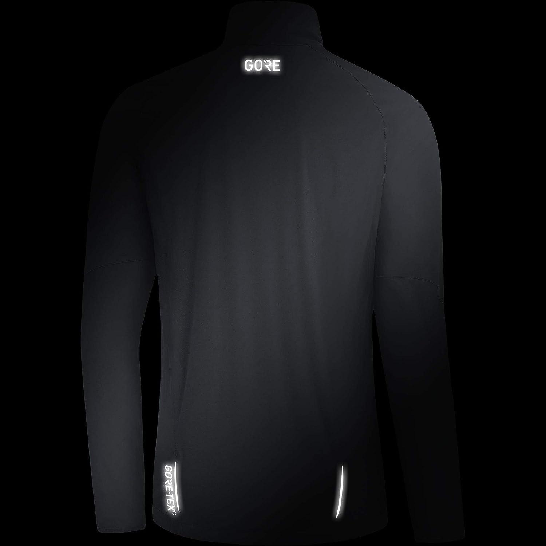 GORE Wear Homme Veste de Course Imperm/éable GORE R3 GORE-TEX Active Jacket 100057 Taille: M Couleur: Neon-Gelb