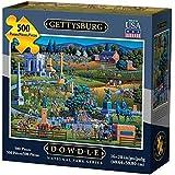Dowdle Puzzle Gettysburg National Park 500pcs