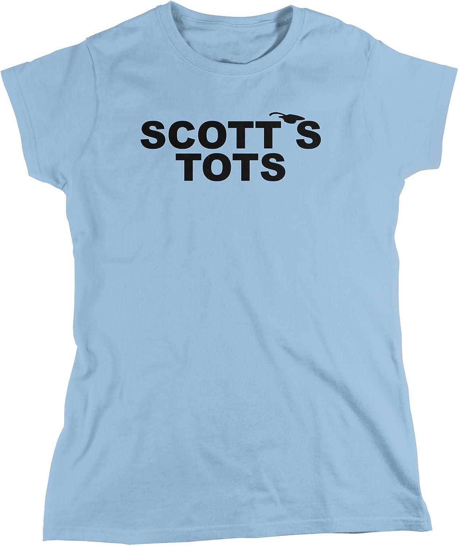 Amdesco Women's The Office Scott's Tots T-Shirt