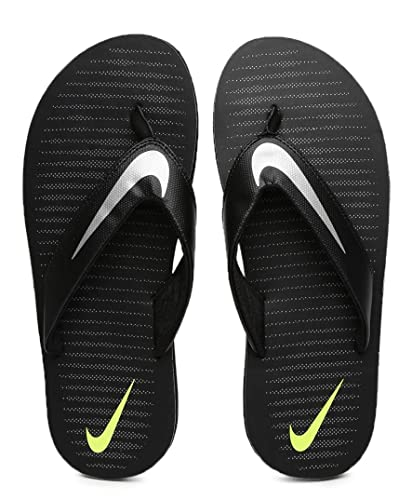 d7edc319a5ab Nike Men s Chroma Thong 5 Flip Flops Thong Sandals (833808-007) - 6 UK India  (40 EU) (7 US) Black  Buy Online at Low Prices in India - Amazon.in