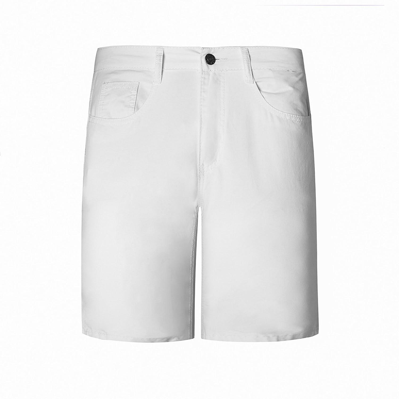 short coton short boutons outdoor homme coton T0YOx