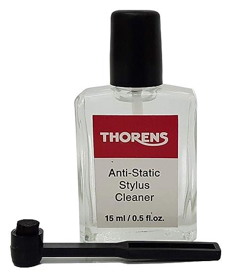 Thorens - Limpiador de Tocadiscos: Amazon.es: Instrumentos ...