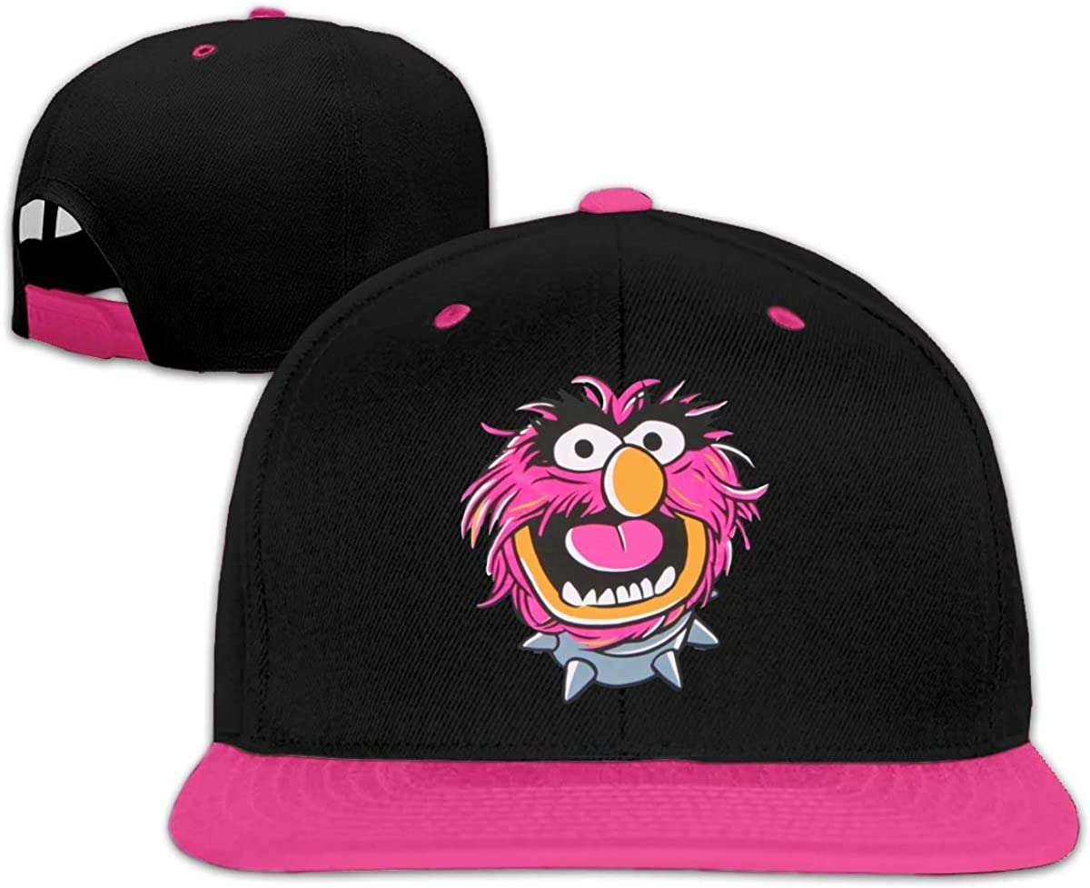 Gorra de béisbol Unisex de la Marca Muppets Animal Head Summer ...