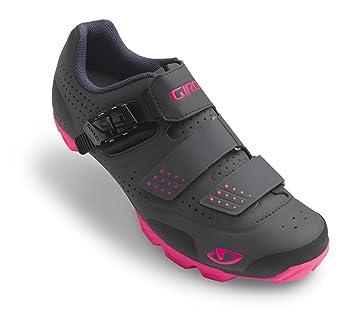 Giro Manta R Damen MTB Schuhe schwarz/pink 2017: Größe: 36