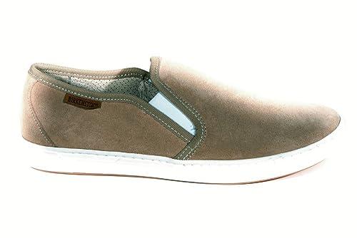 BirkenstockSkye - Mocasines Mujer, Beige (Beige - Sable), 41: Amazon.es: Zapatos y complementos