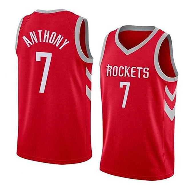 Camiseta de Baloncesto for Hombre Anthony No. 7 Camisetas de ...