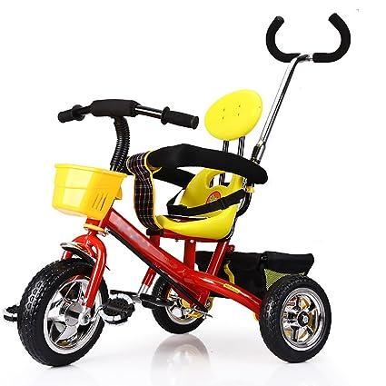 xwg niños triciclo bicicleta 1 – -- 6 años de edad bebé carrito bebé bicicleta