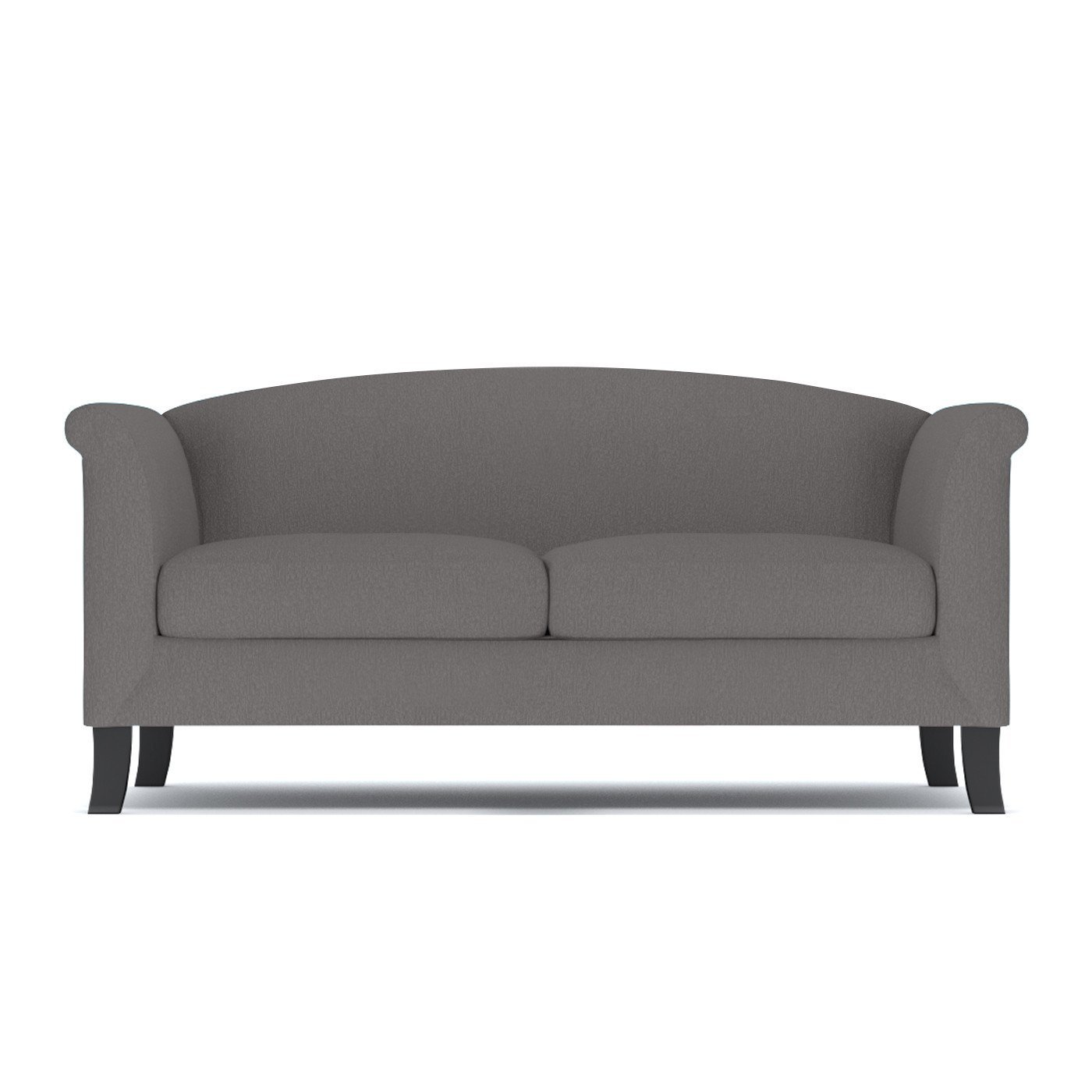 Amazon.com: Albright Apartment Size Sofa, Chromium, 34