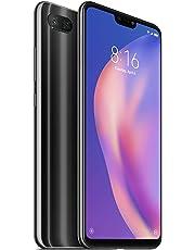 "Xiaomi Mi 8 Lite 15,9 cm (6.26"") 4 GB 64 GB SIM Doble 4G Negro 3350 mAh - Smartphone (15,9 cm (6.26""), 2280 x 1080 Pixeles, 4 GB, 64 GB, 12 MP, Negro)"